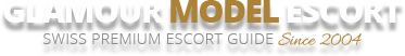 Glamour Escort, Switerzerland Logo